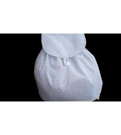 Bonita mochila para bebé con su nombre bordado